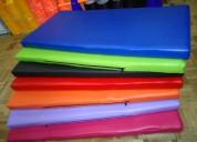 Colchonetas de toda medida varios colores