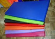 Colchonetas varios colores para