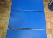Colchonetas de yoga y fitness en lona impermeable