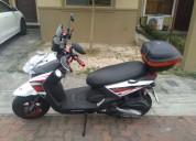 Ofrezco moto en alquiler para domiciliario