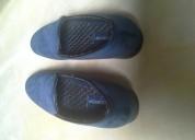 Vendo zapatos elegantes de color azul sin usar