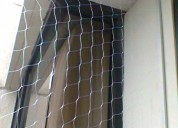 Mallas de protecciÓn balcones