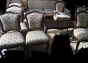 Sala completa luis xv 10 piezas excelente precio