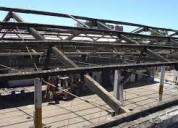 Desguaces,desmontajes desmantelamientos industrial