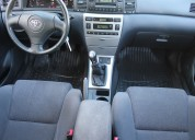 Toyota corolla 1.6 2004
