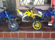 Venta directa mini motos cross 49cc