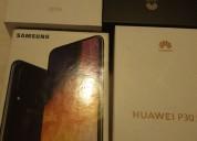 Huawei p30lite y samsung a50 nuevos!