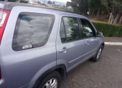 Honda crv 2006 en venta 4x4 como nuevo