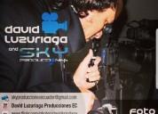 Fotógrafo profesional producción audiuvisual
