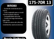Llantas wanda tyres 175-70r 13 modelo wr080
