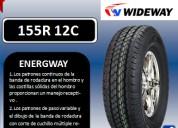 Llantas wideway 155r 12c modelo energway