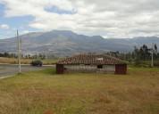 Vendo terreno de 1400 m2 en cerotal antonio ante