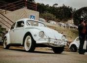 Volkswagen escarabajo 1955 en cuenca