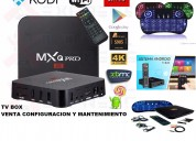 Tv box configuracion .
