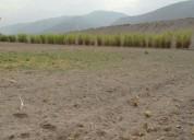 Vendo terreno de 5000 m2 en santiago de imbaya