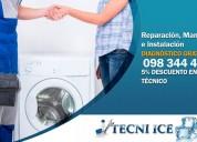 Compra y venta  de lavadoras y calefones