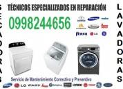 Reparacion de lavadoras y secadoras whirlpool