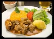 Clases de cocina ecuatoriana y talleres