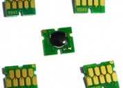 Venta chips cartuchos epson serie t3000 5000 7000