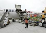 Servicio de importación - exportación y mudanzas