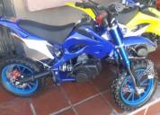 Venta de mini motos cross 49cc nuevas, quito