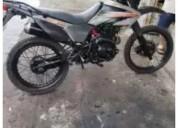 Vendo moto daytona en buen estado
