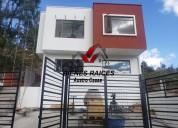 Se vende 3 casas nuevas