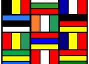 Traducciones en el ecuador - numerosos idiomas