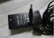 Adaptador de corriente hi capacity para laptop