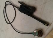 Antena externa con clip rango de 800 a 900 mhz.