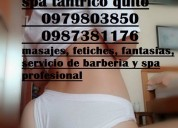 Body to body massage quito, escorts en  quito