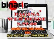 Hosting y dominio gratis