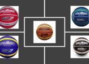 Balones de basquet originales de caucho
