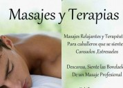 Somos un centro de masajes con una amplia variedad