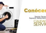 Whirlpool reparación lavadora secadora 0991239995