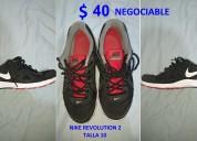 Vendo zapatos nike y adidas originales ya usados