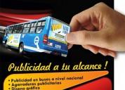 Publicidad en buses quito