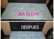 Servicio de lavado de muebles a domicilio