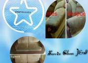 Desinfecion y lavado de muebles