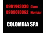 Colombia spa siempre tiene a las mejores seÑoritas