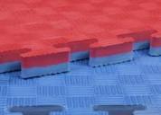 Tatamis bicolores rompecabezas