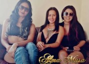 Grupo femenino alma musa
