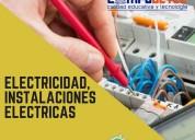 Aprende de electricidad y conexiones eléctricas.