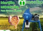 Molinos de martillos de meelko mkhm158b