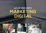 ¿quieres aprender marketing estratégico y digital?