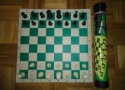 Juegos de ajedrez importados en vinil