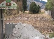 En venta casa en obra gris con terreno