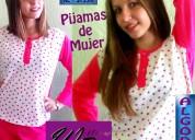 Compra pijamas en tela térmica al por mayor a $12