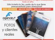 Agendas personalizadas cuadernos personalizados