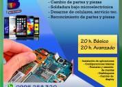 Aprende a reparar celulares